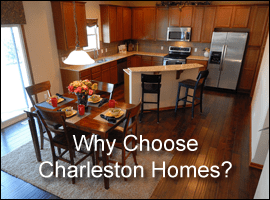 Why Choose Charleston Homes?